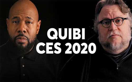 Quibi CES 2020 Keynote Intro