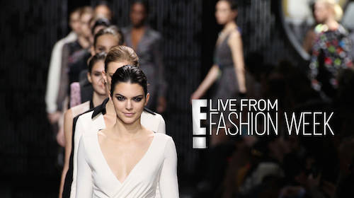 """Citizen Kay / """"Raise A Glass"""" Featured In E! Promo For New York Fashion Week"""