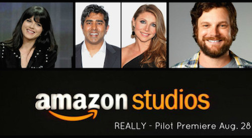 """BIONIK / """"Leanin' On Slick"""" Featured in Pilot Episode of New Amazon Series, Really"""