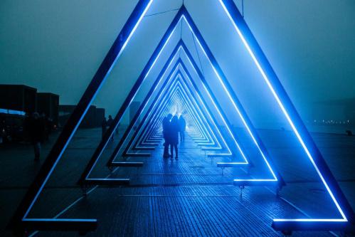 The Wave - Louise Alenius x Vertigo