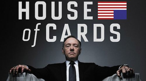 """The Blind Shake / """"Holy Road"""" To Be Featured In Ep #411 Of Netflix Original Series House Of Cards"""