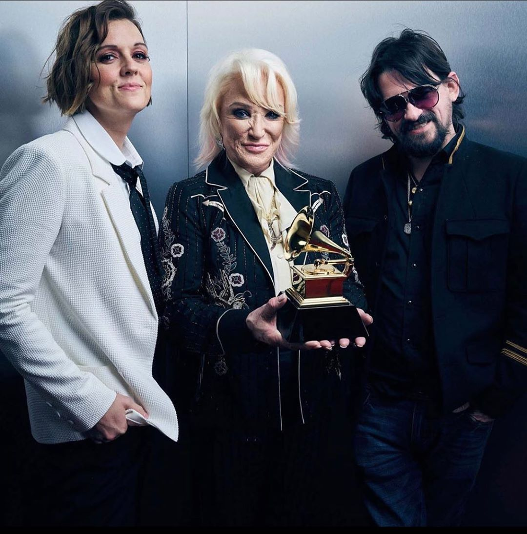 Tanya Tucker x Brandi Carlile Takes Home 2 Grammys at the 62nd GRAMMY Awards