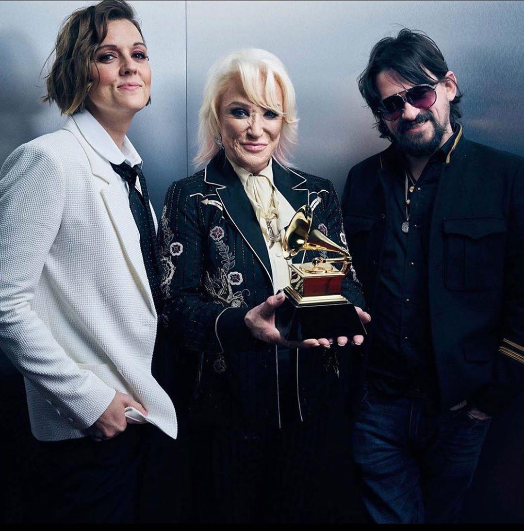 Tanya Tucker x Brandi Carlile Takes Home 2 Grammys at the 62nd GRAMMY Awards