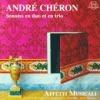 Duo Sonata in G Minor, Op. 2, No. 2 - III. Sarabande