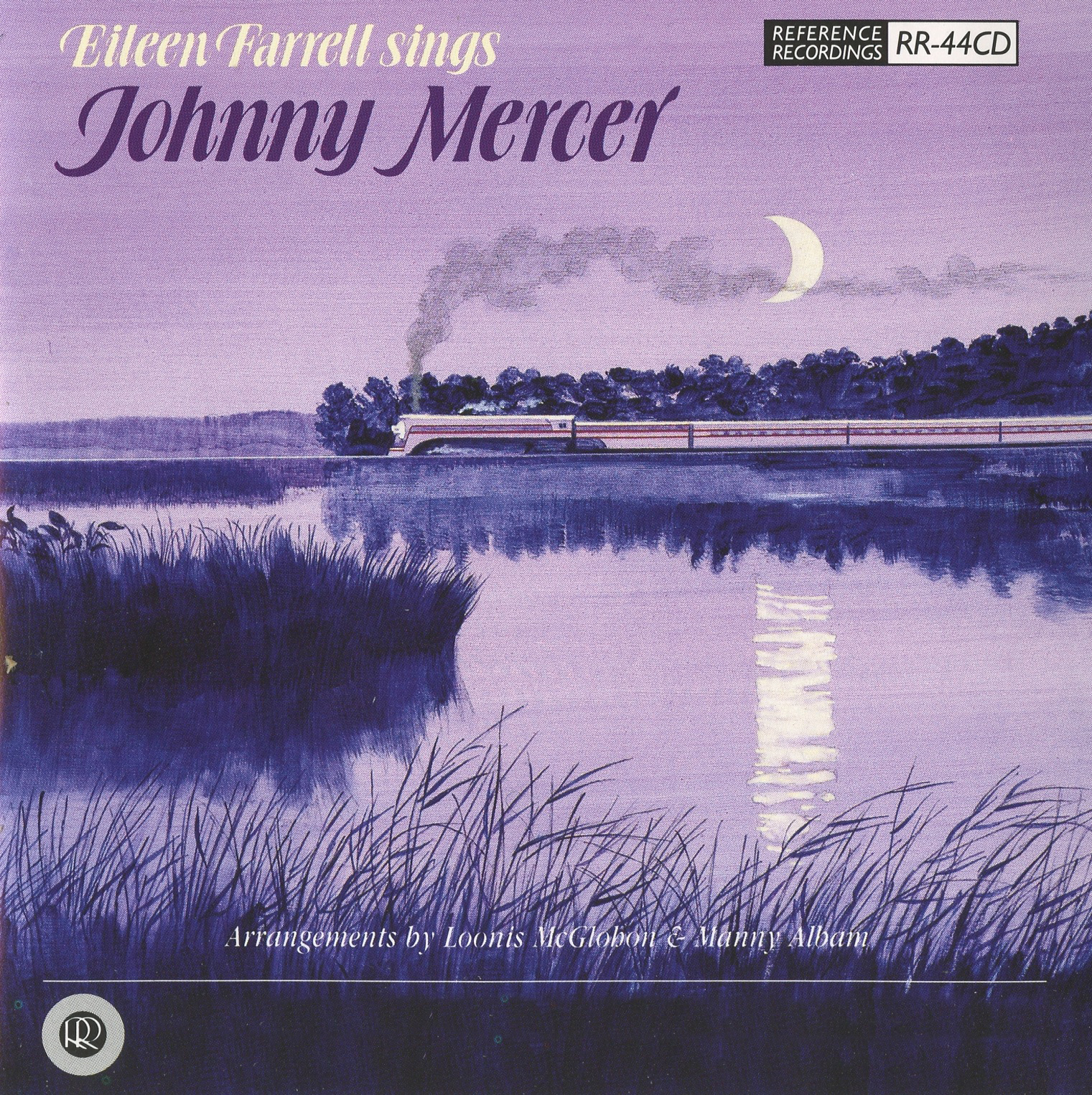 Eileen Farrell Sings Johnny Mercer