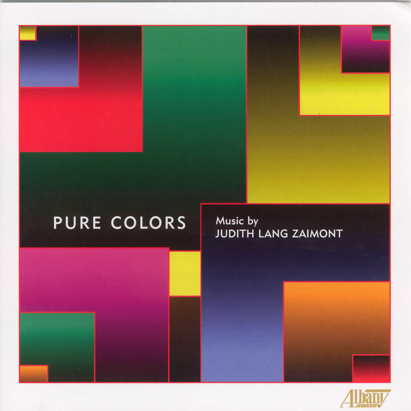 Zaimont: Pure Colors - Music by Judith Lang Zaimont