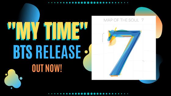 """""""My Time"""" BTS track co-written by Atlas Writer, Printz Board"""
