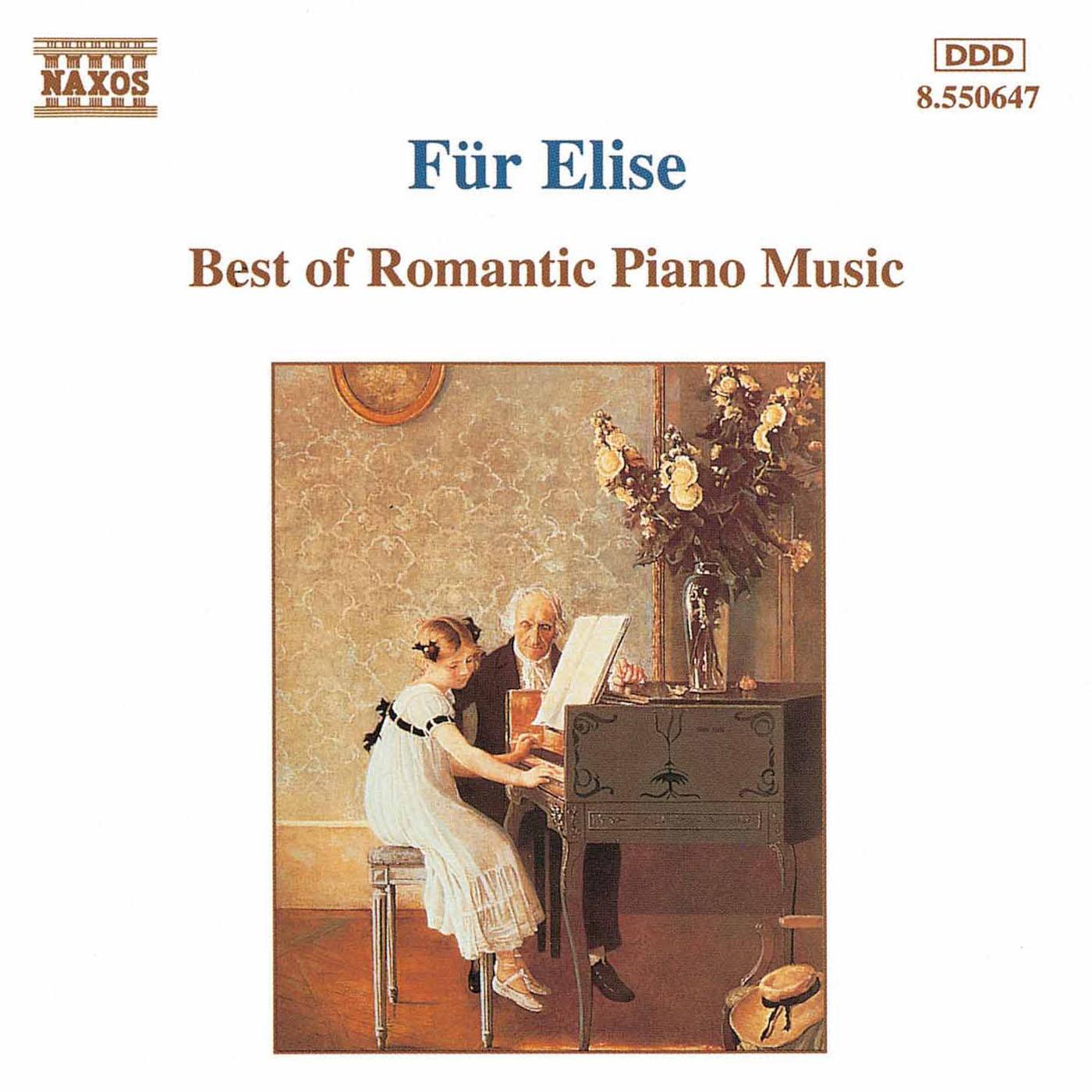 Fur Elise - Romantic Piano Music