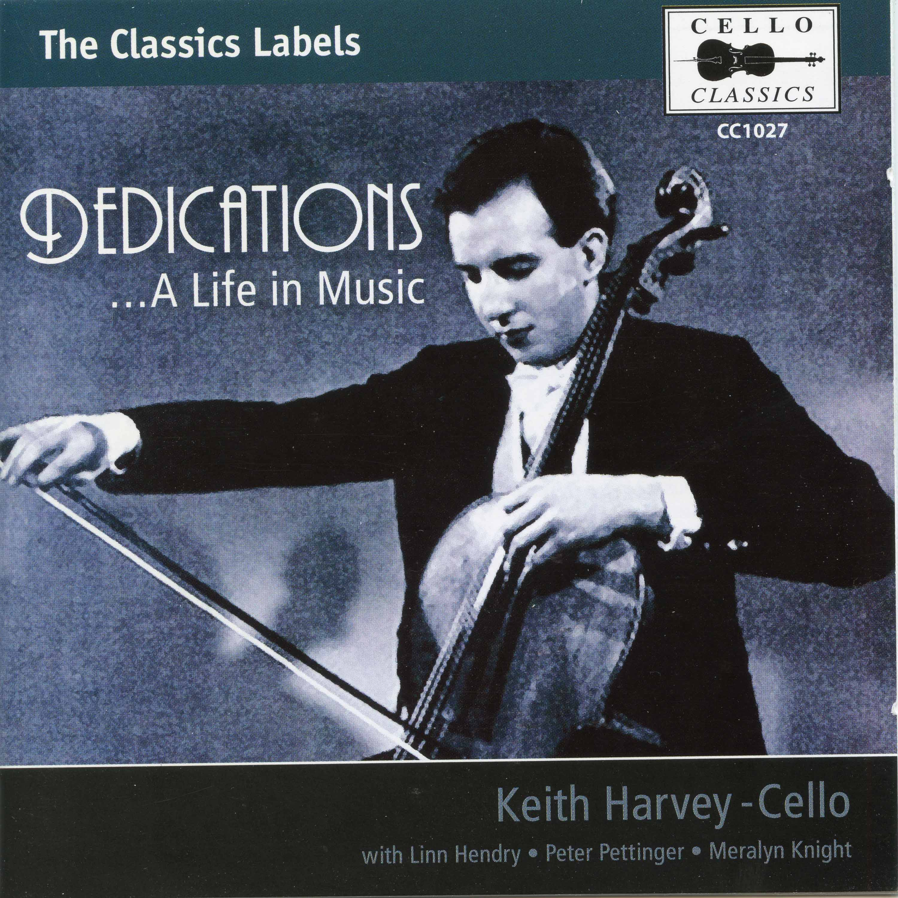 Dedications... A Life in Music