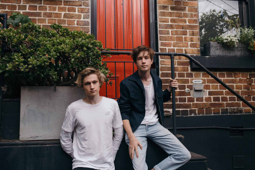 Wise Music Signs The Beamish Brothers