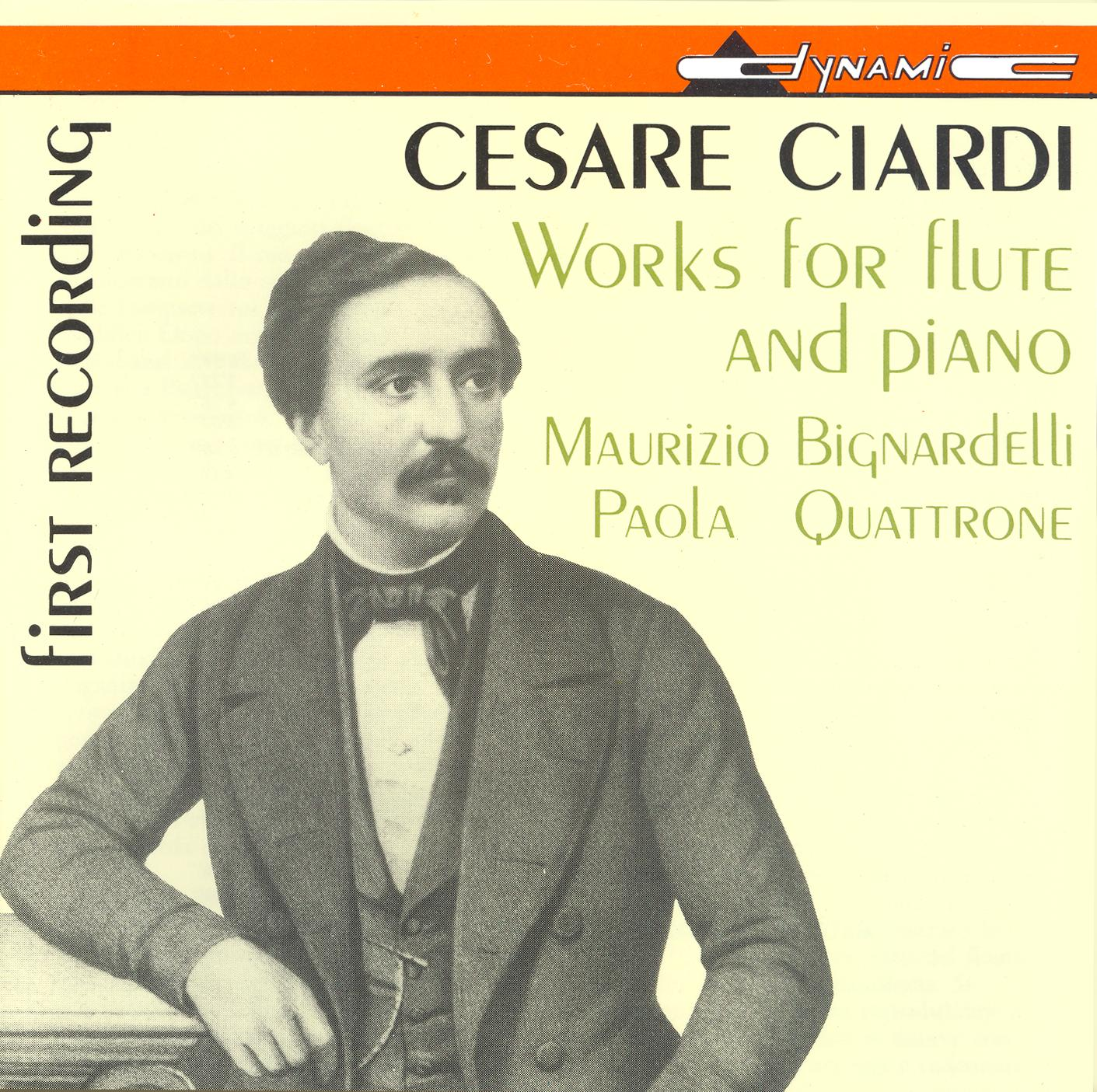 Ciardi: Works for Flute and Piano