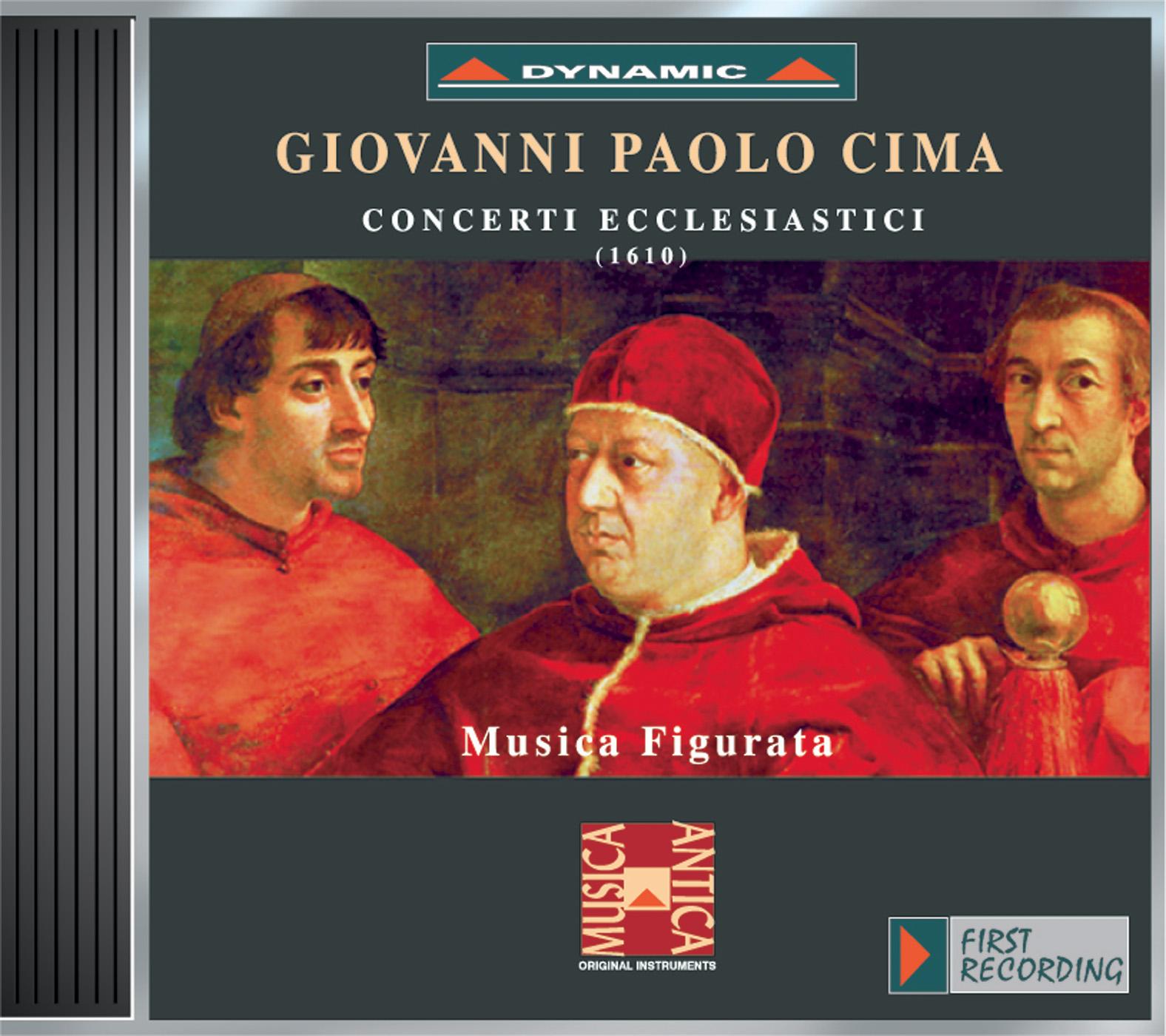 Cima: Concerti Ecclesiastici