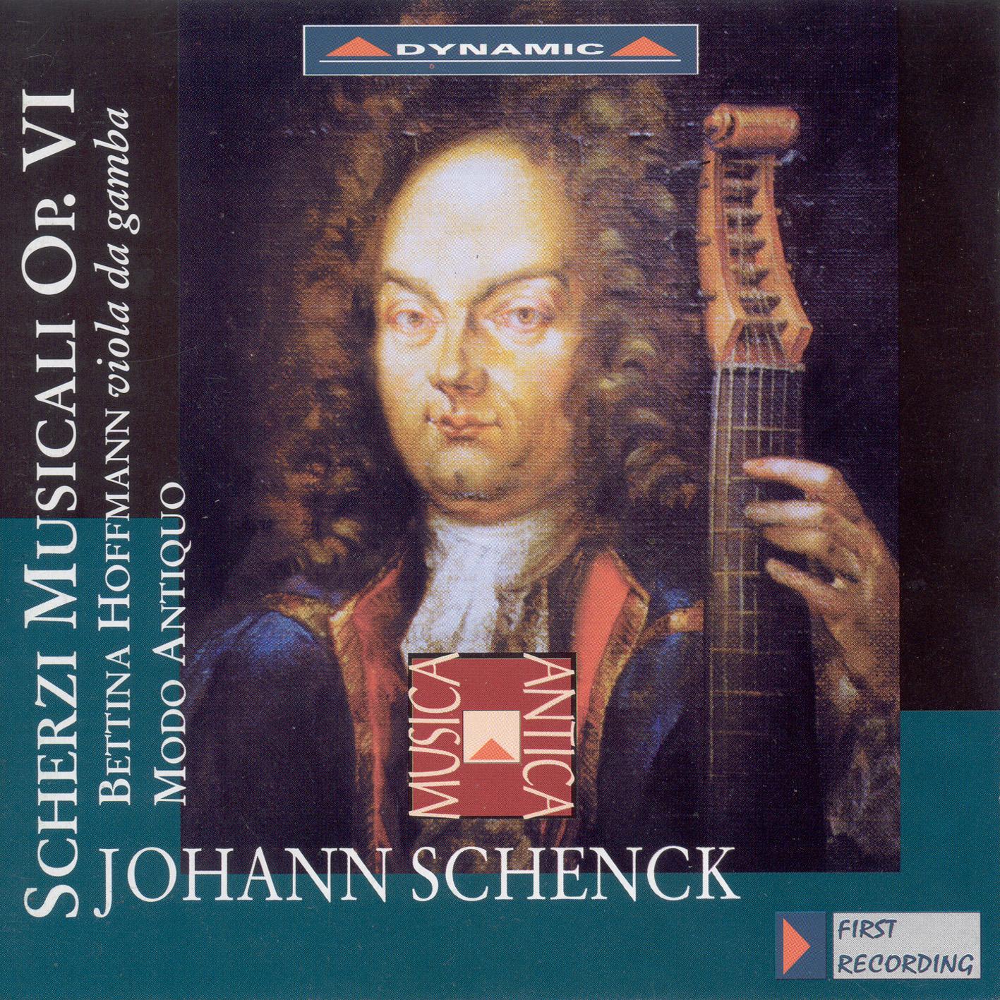 Schenck: Scherzi Musicali (Excerpts)