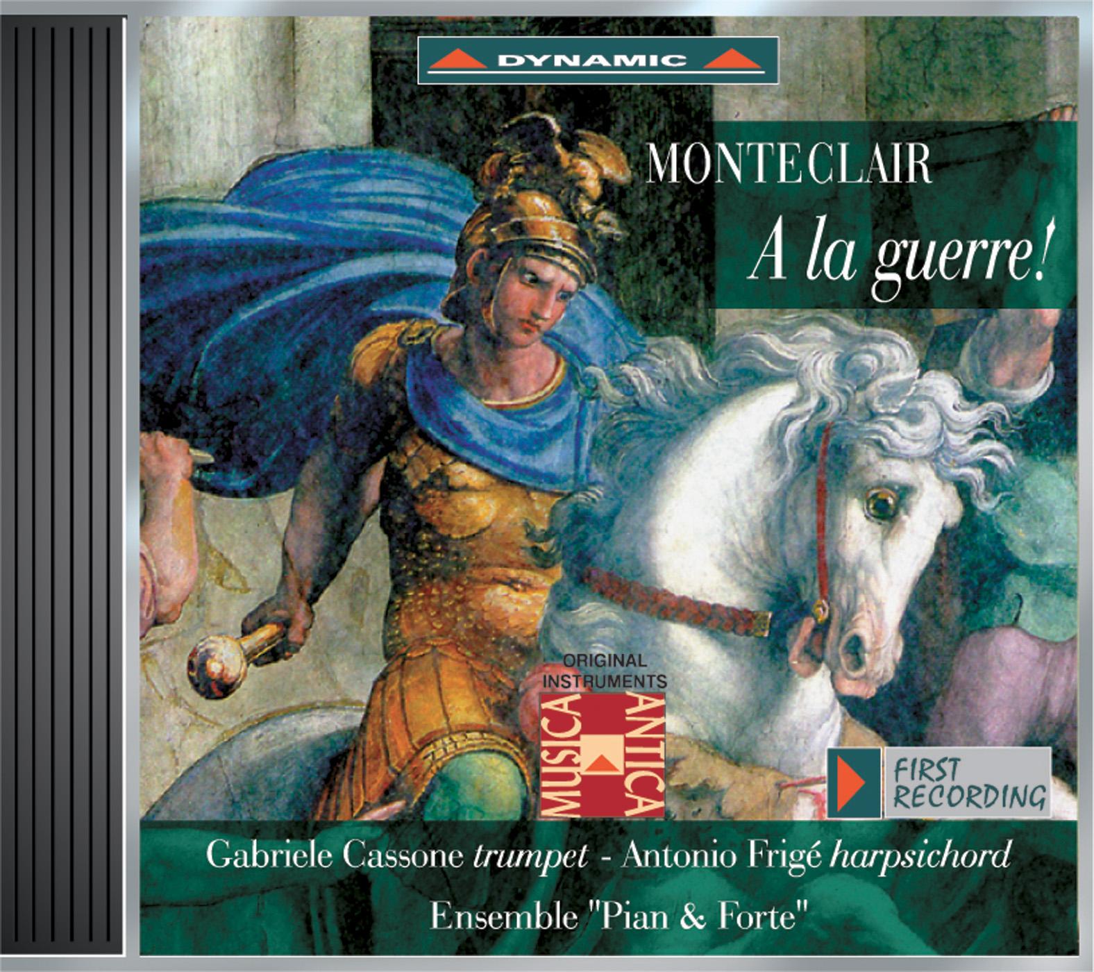 Monteclair: Trumpet Concertos Nos. 3-6