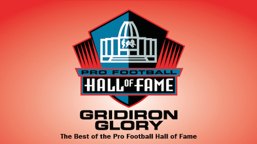 """Niels Bye Nielsen / """"All Hail The Mighty"""" Featured In Promo For Gridiron Glory Exhibit @ Henry Ford Museum"""