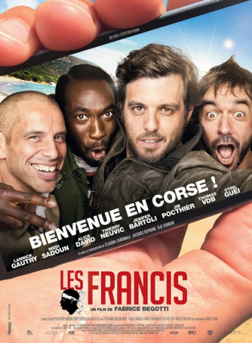 Les Françis de Fabrice Begotti