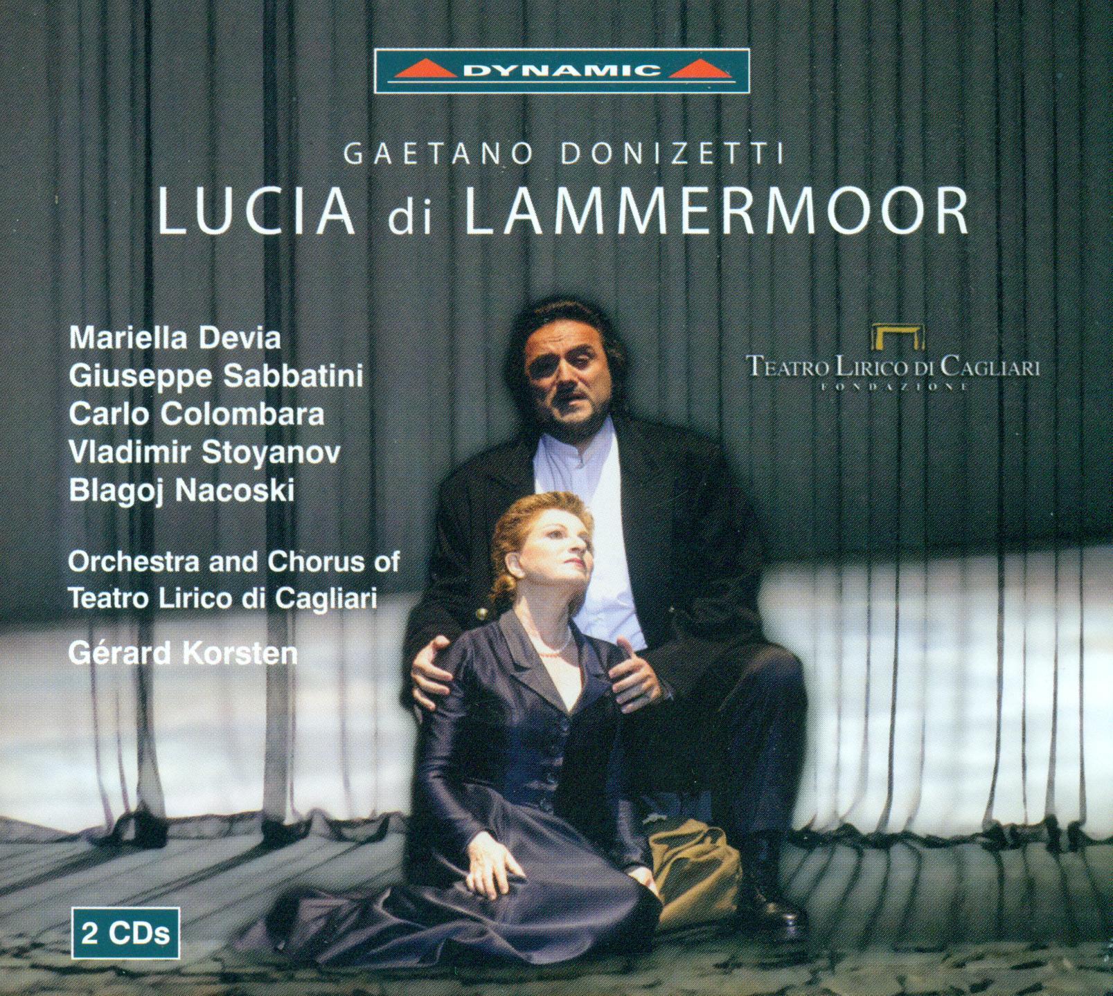 Donizetti, G.: Lucia Di Lammermoor [Opera]