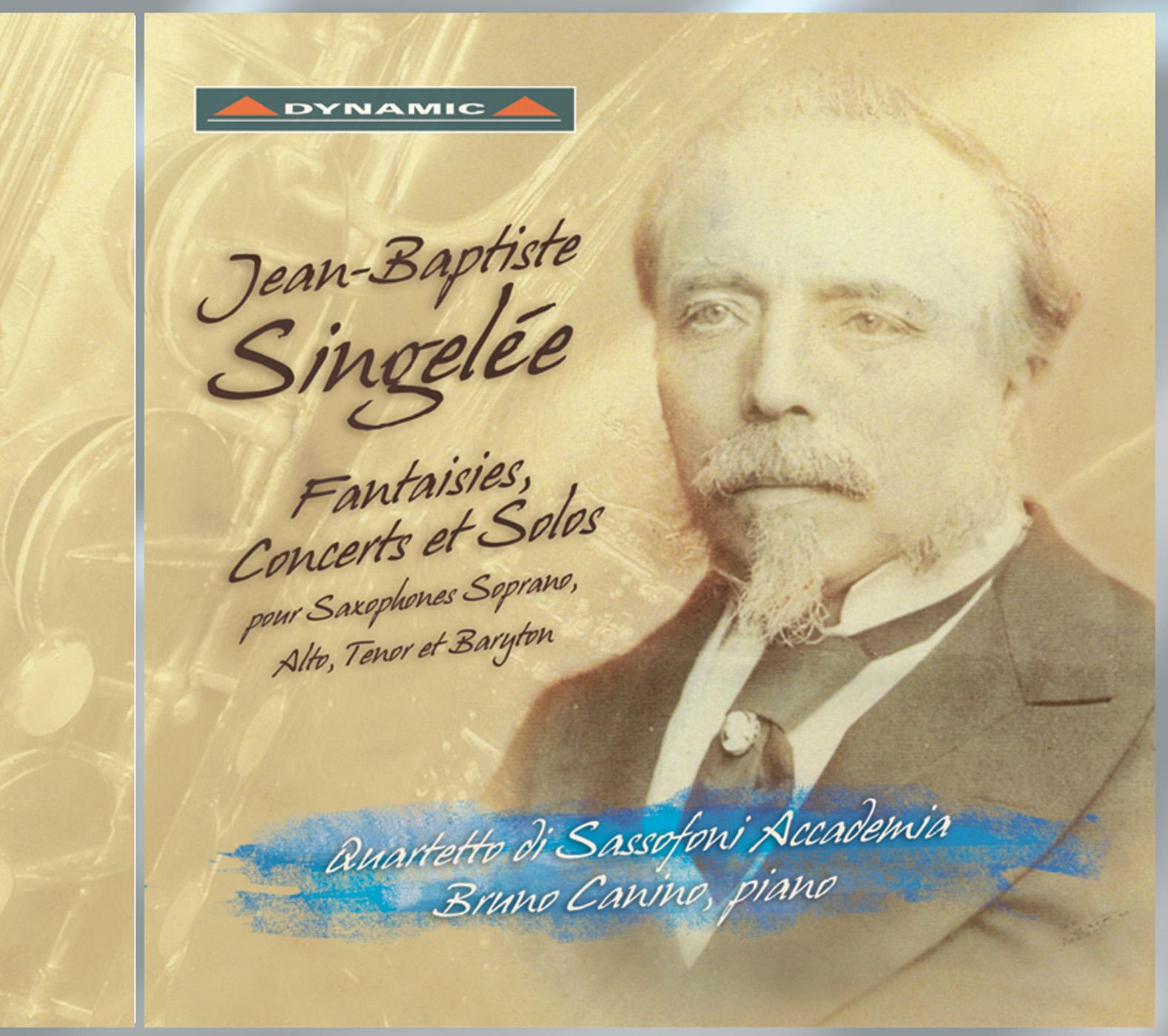 Singelee: Solo De Concert Nos. 3-7 - Duo Concertant - Fantaisies