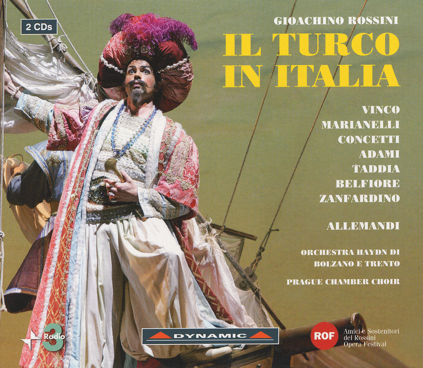 Rossini: Turco in Italia (Il)