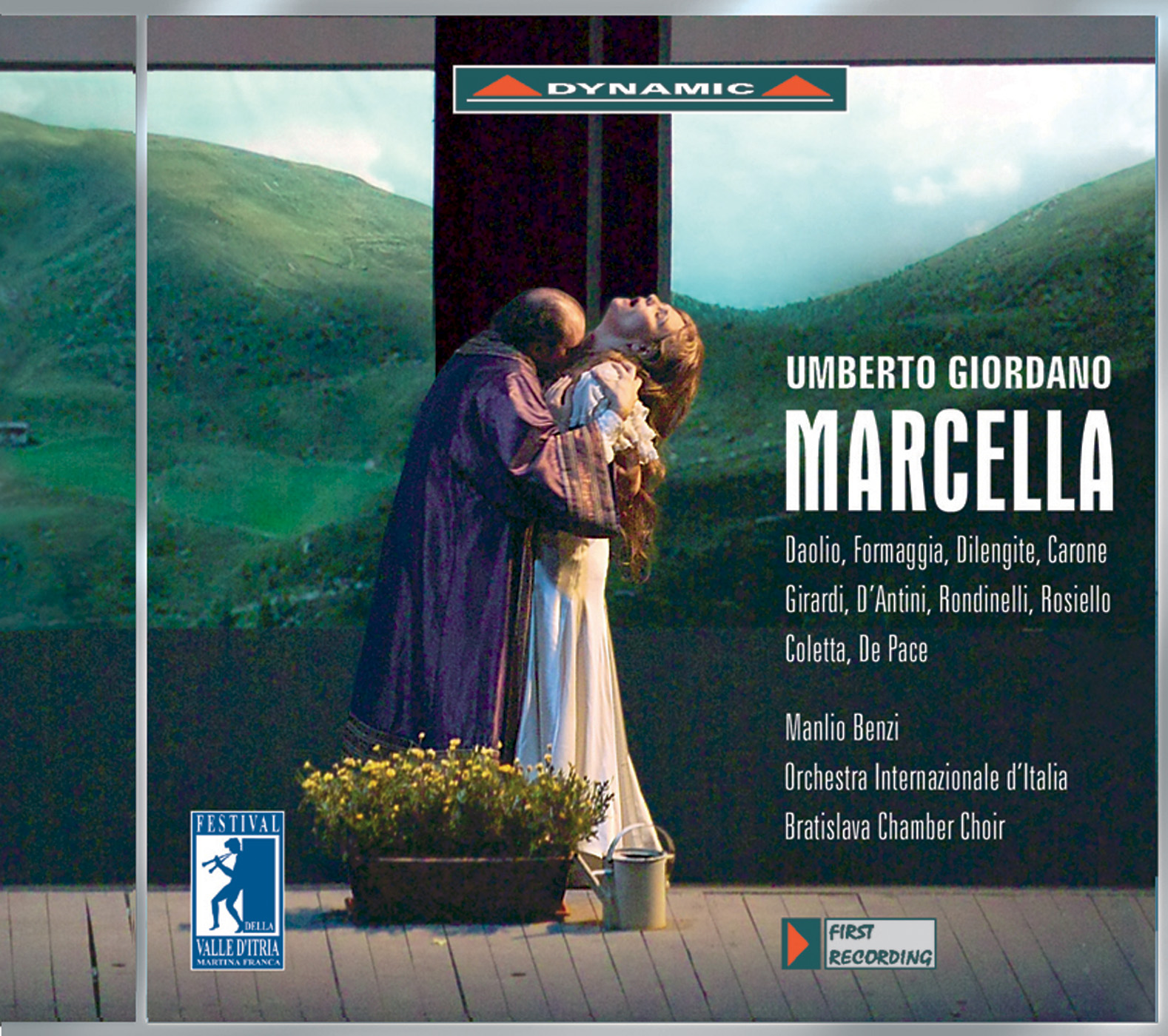 Giordano, U.: Marcella [Opera]