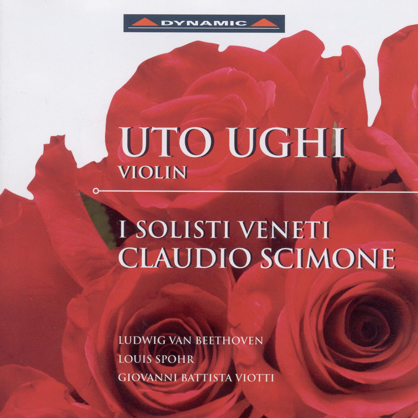 Beethoven: Romances Nos. 1 and 2 - Spohr: Violin Concerto No. 8 - Viotti: Violin Concerto No. 3