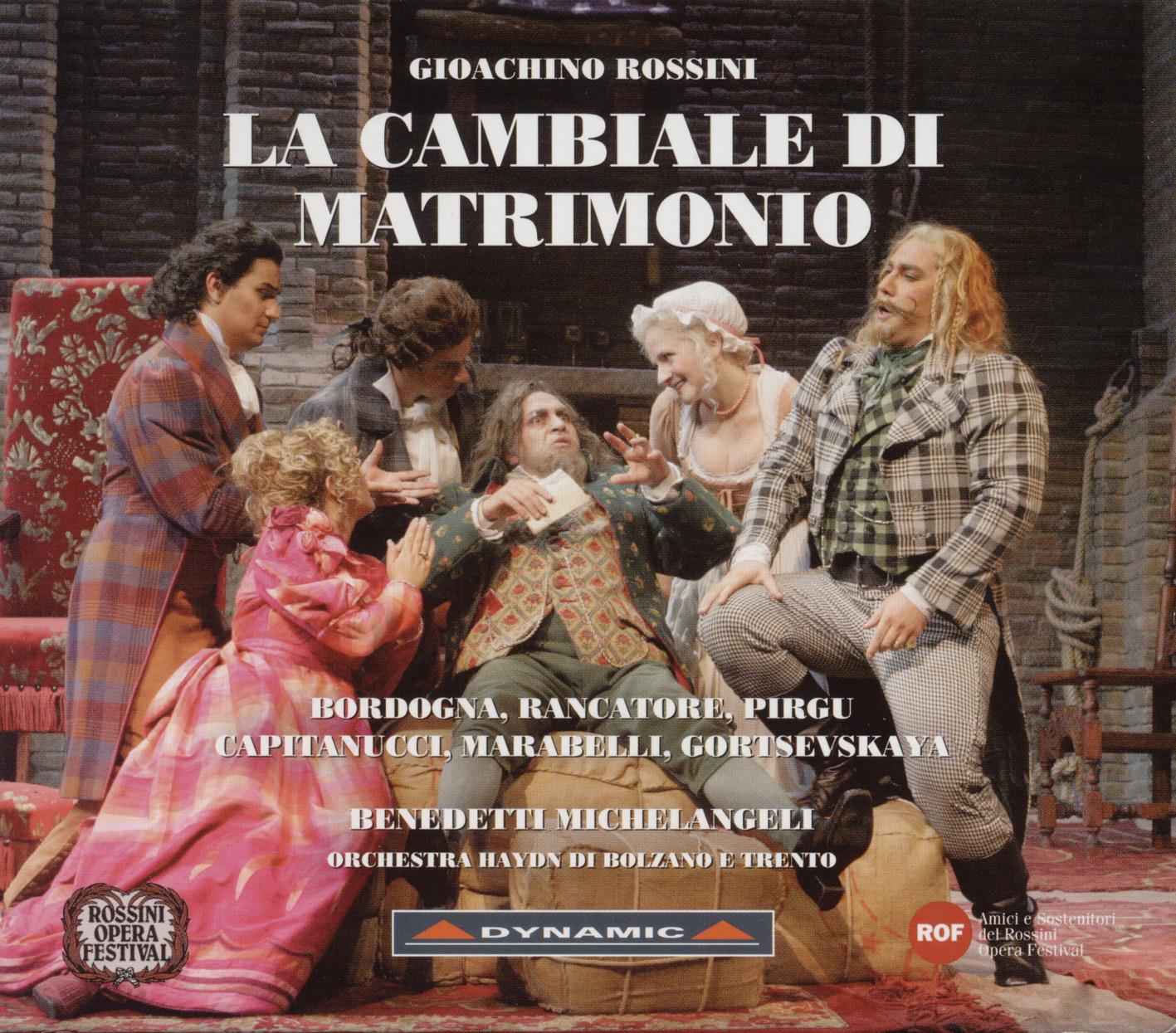 Rossini: Cambiale Di Matrimonio (La)