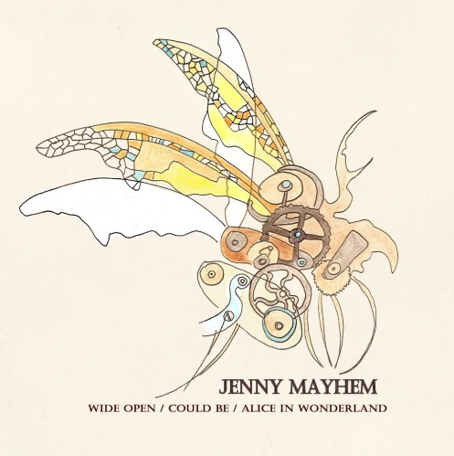 Jenny Mayhem - Single
