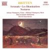 Nocturne, Op. 60: II. Below the Thunders of the Upper Deep