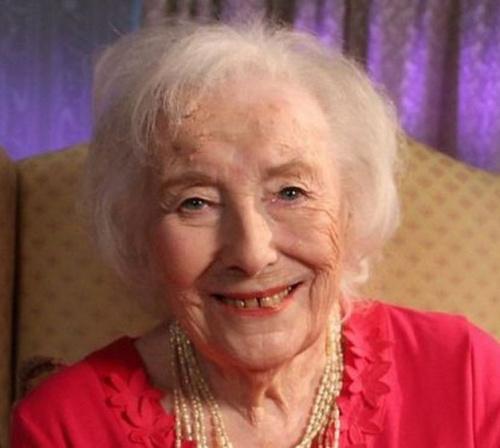 Vera Lynn Turns 103