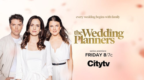 """""""Gimme More"""" To Be Featured In The Wedding Planners on CityTV"""
