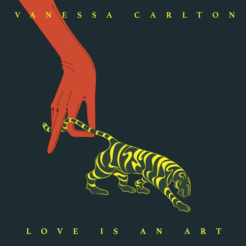 Vanessa Carlton releases new album 'Love Is An Art'