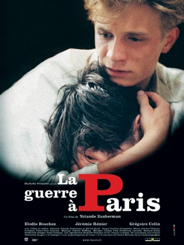 La guerre à Paris de Yolande Zauberman