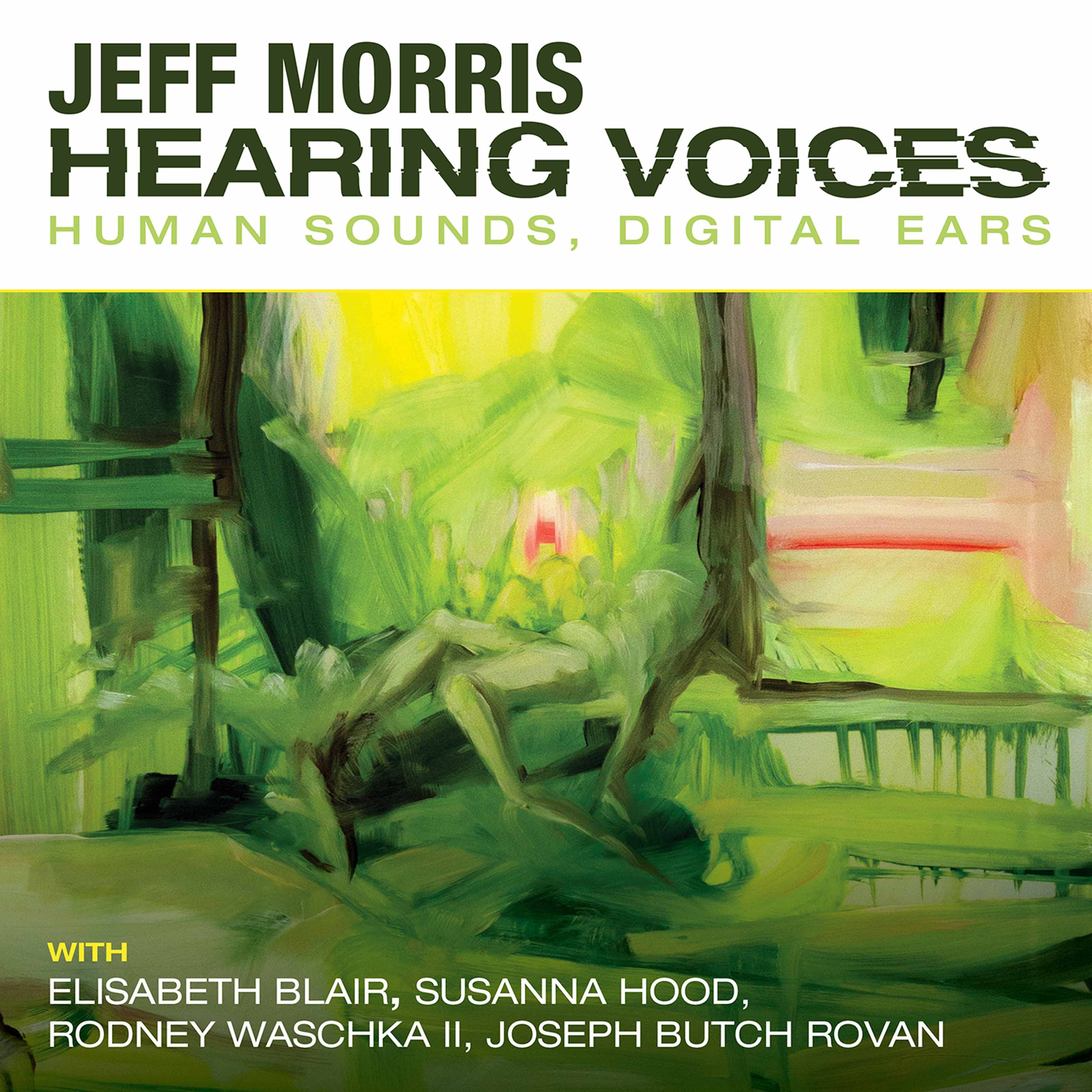 Hearing Voices: Human Sounds, Digital Ears