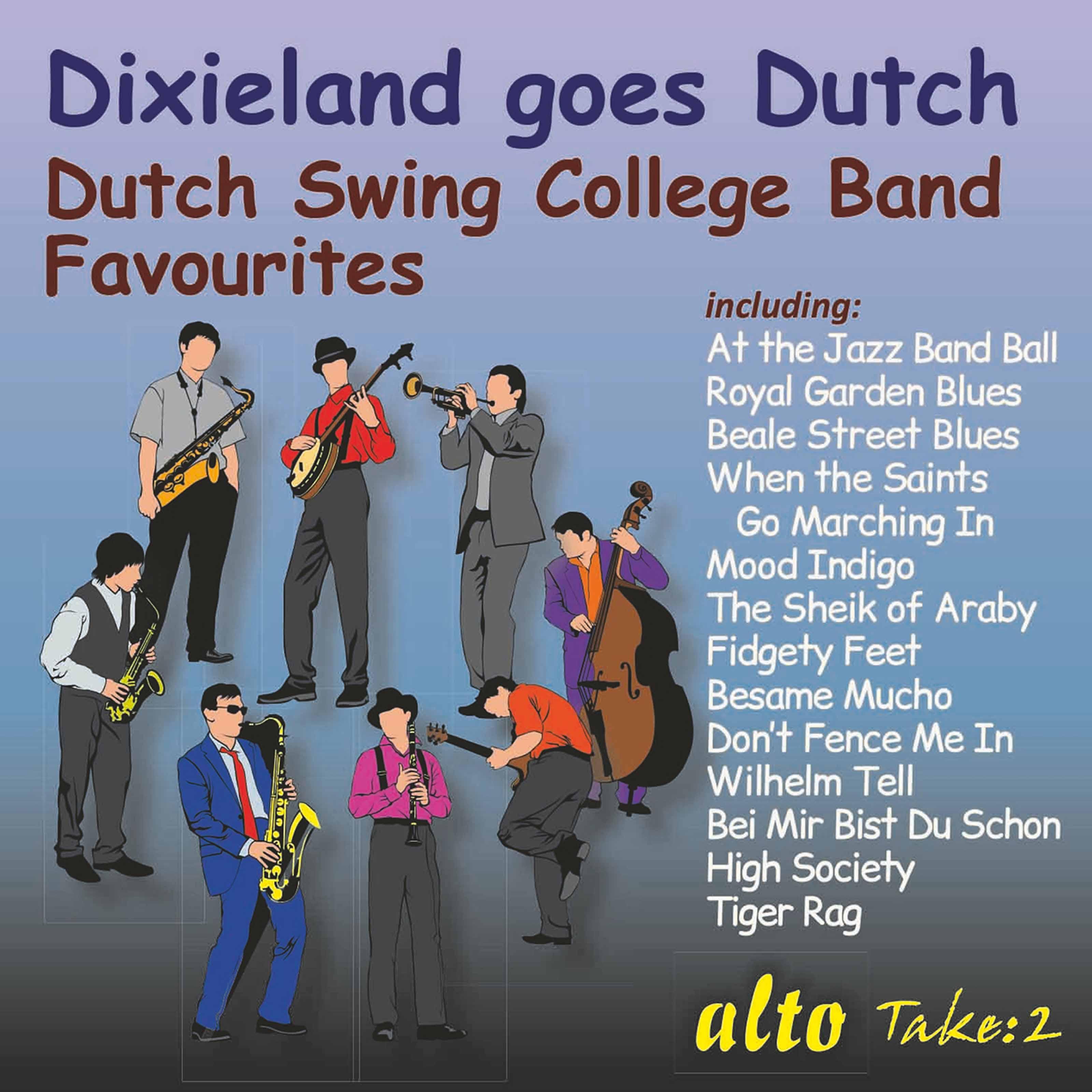 Dixieland Goes Dutch
