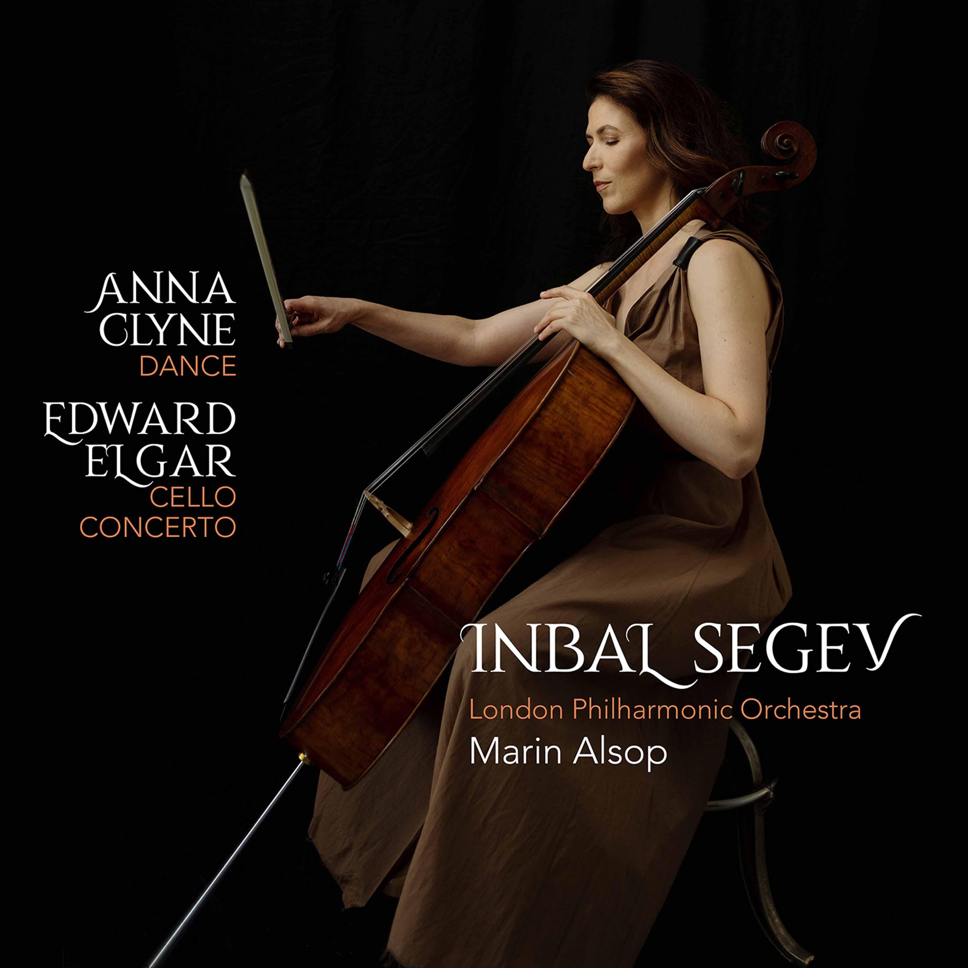 Anna Clyne: Dance Elgar: Cello Concerto