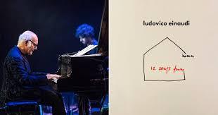 Ludovico Einaudi releases Lockdown-Album
