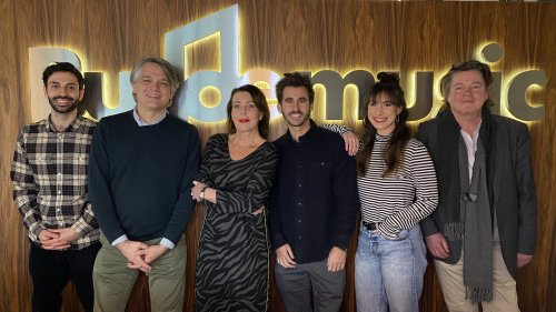 Dolce Rita and Budde Music Cooperate on Publishing