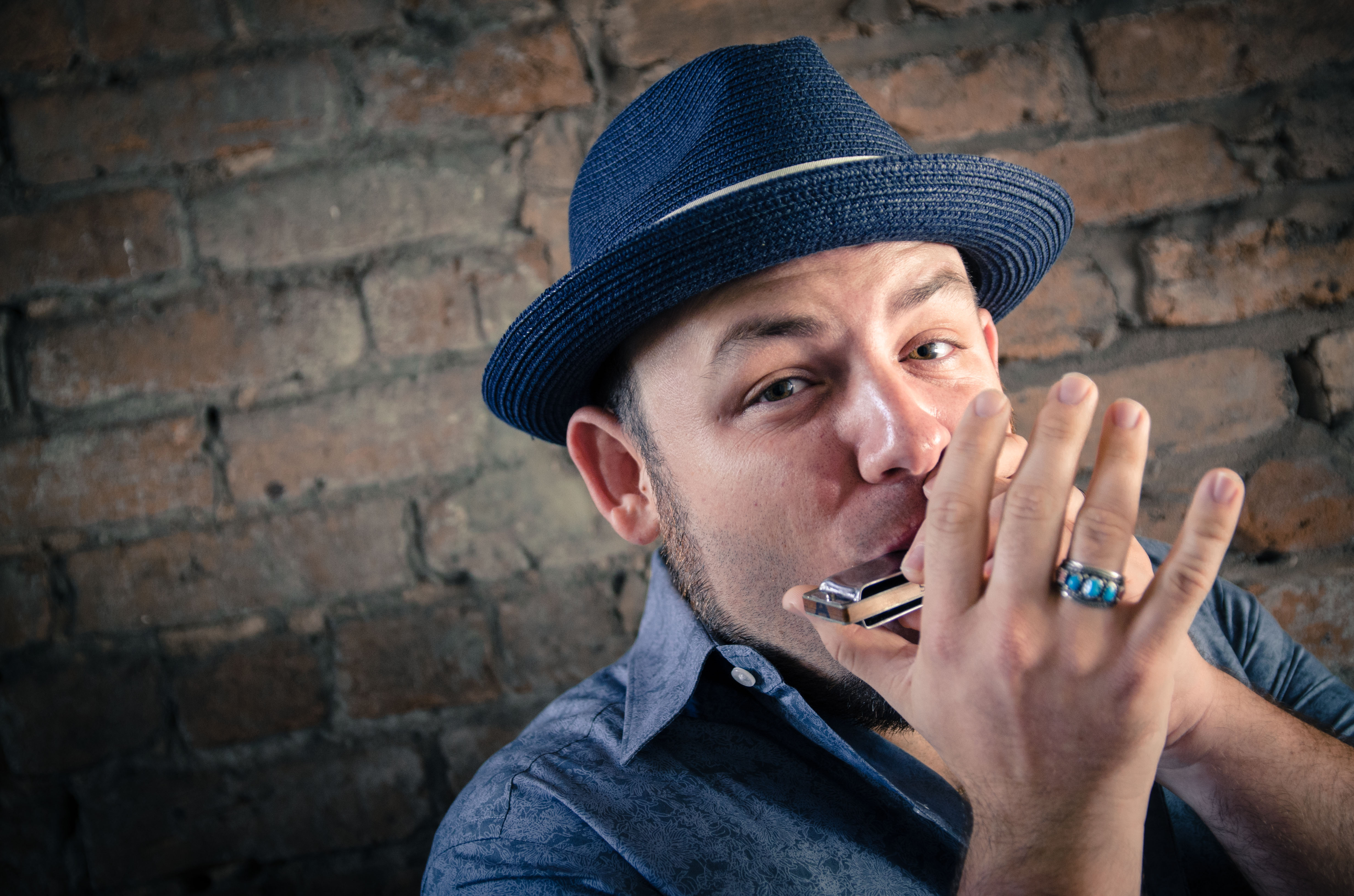ATLAS SIGNS EXCLUSIVE GLOBAL MUSIC PUBLISHING DEAL WITH BLUES STAR BRANDON SANTINI