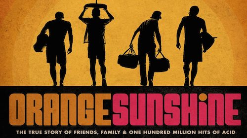 """The Go / """"Summer's Gonna Be My Girl"""" Featured In Orange Sunshine Documentary Premiering @ SXSW"""