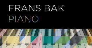 "Frans Bak releases new album ""Piano""!"