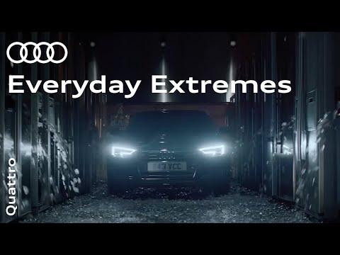 Audi Quattro Ad