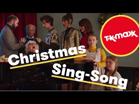 TK Maxx Christmas Advert