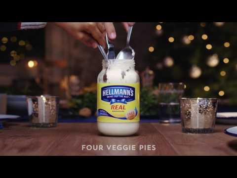 Hellmann's Christmas Advert