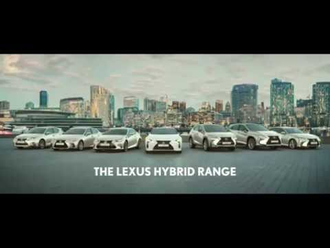 Lexus Advert