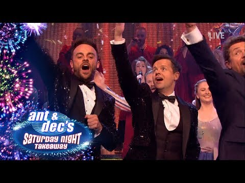 Ant & Dec End Of The Show Show