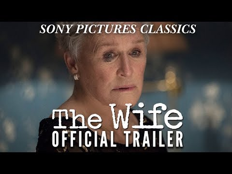 The Wife Trailer