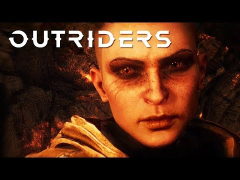 Outriders: Official Release
