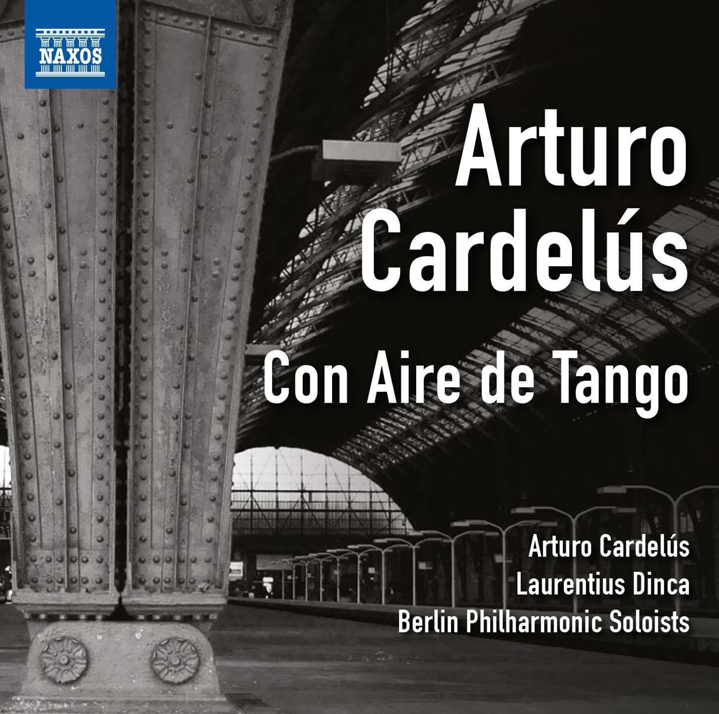 Cardelús: Con Aire de Tango
