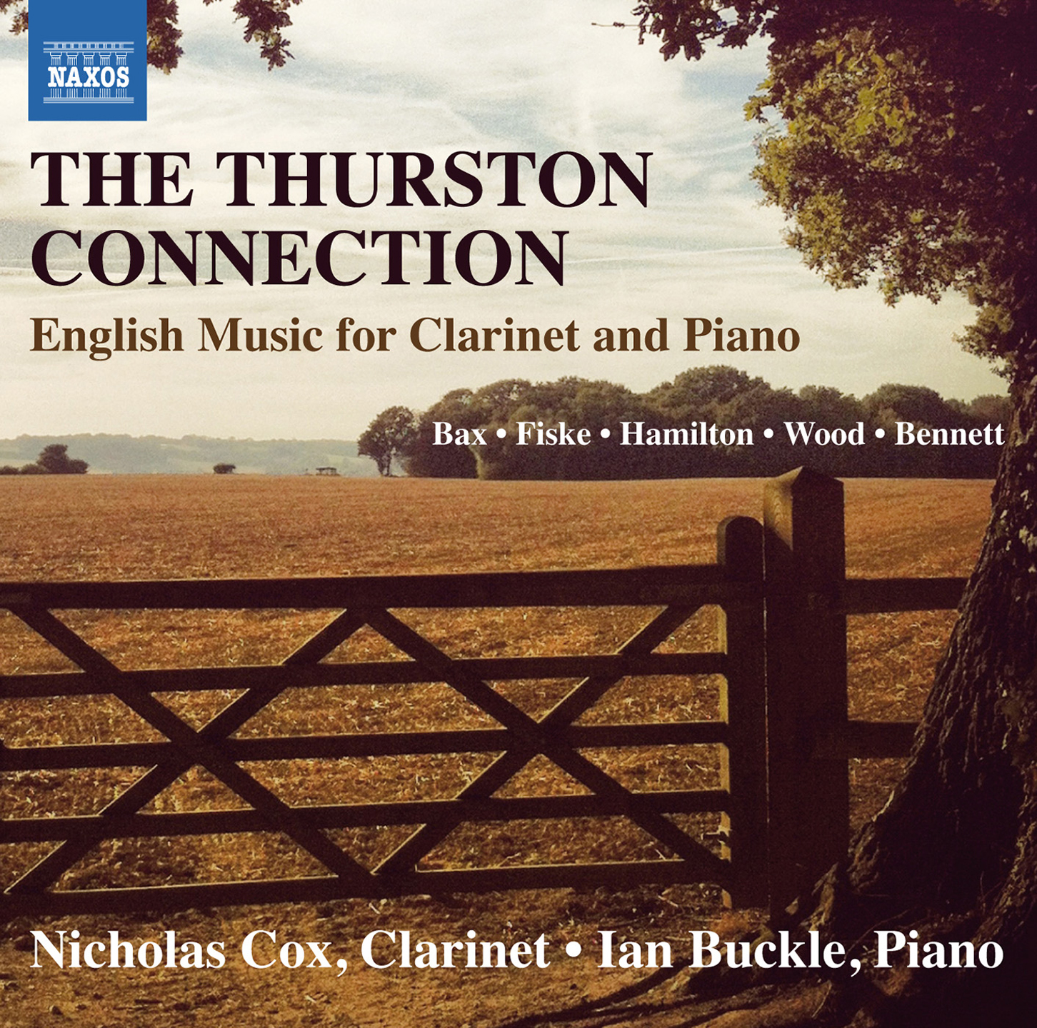 The Thurston Connection: English Music for Clarinet & Piano