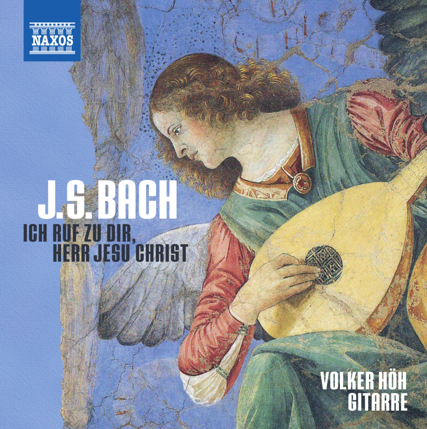 J.S. Bach: Ich ruf zu dir, Herr Jesu Christ